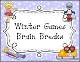 Winter Olympic Brain Breaks