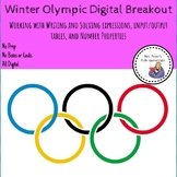 Winter Olympic Digital Breakout