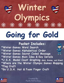 Winter Olympic Games 2018