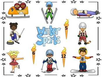 WINTER SPORTS GAMES:  BUMP AND MEMORY