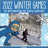 Winter Olympics 2018 Introduction for Early Learners Sports