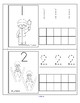 Winter Sports 2014 Little Number Book FREE