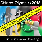 Winter Olympics 2018 South Korea PyeongChan  Narrative Writing Scenario