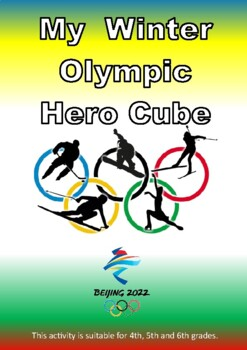 Winter Olympic Hero Cube