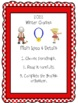 2018 Winter Olympics - Language Arts and Literacy Centers - 4 Centers *updated