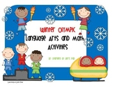 Winter Olympics: Language Arts and Math Activities