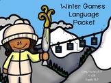 Winter Games Language Packet