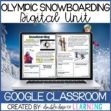 Winter Olympic Snowboarding DIGITAL Distance Learning Unit