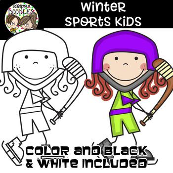 Winter Sports Kids