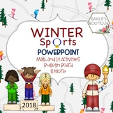Winter Olympics Sports Mega Bundle 2018