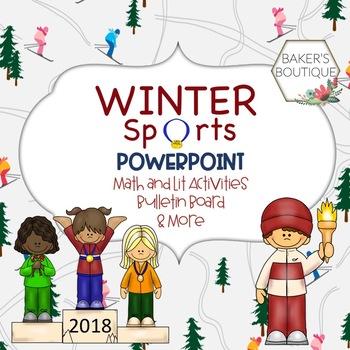 Winter Olympics Sports Mega Bundle 2018