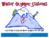 Winter Olympic Stations