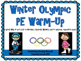 Winter Olympic Warm-Up