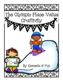 Winter Olympic Winter Craft and Activity Sheets
