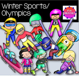 Winter Olympic and Sports Clip Art