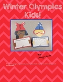 Winter Olympic kids- Writing/Craft
