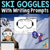 Winter Olympics 2018 Activities SKI GOGGLES (glasses)