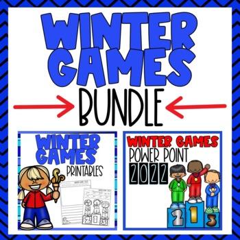 Winter Olympics 2018 BUNDLE