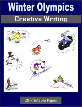 Winter Olympics 2018 (Creative Writing)