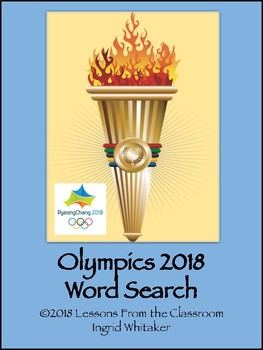 Winter Olympics 2018 Free