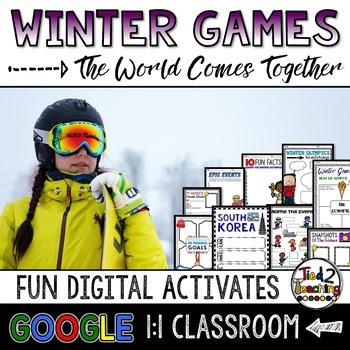 Winter Games 2018 Google Classroom