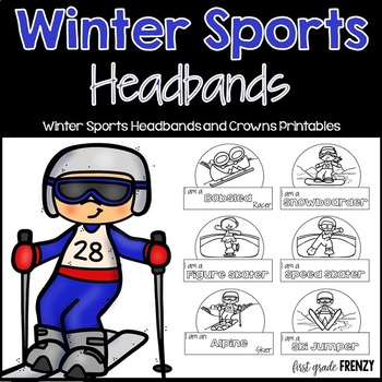 Winter Olympics 2018 Headbands