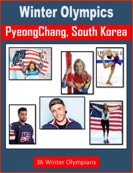 Winter Olympics 2018 (Internet Research for the Gifted and Talented)