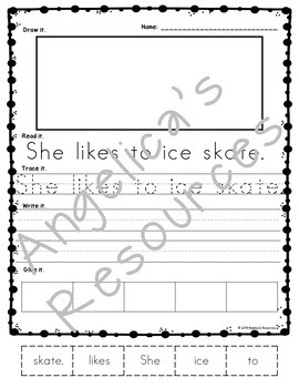 Winter Olympics 2018 : Literacy and Math Printables - Just Print & Go!