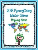 Winter Olympics 2018 Mapping Mania!