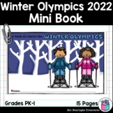 Winter Olympics 2018 Mini Book for Early Readers