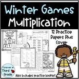 Winter Olympics 2018 Multiplication