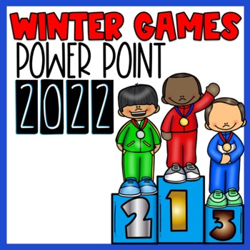 Winter Olympics 2018 PowerPoint