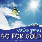 Winter Games 2018 PyeongChang [ 2 week unit ]