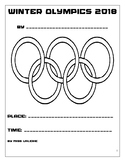Winter Olympics 2018 PyeongChang