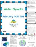 Winter Olympics 2018 - PyeongChang - BUNDLE - Both of my Olympic Products