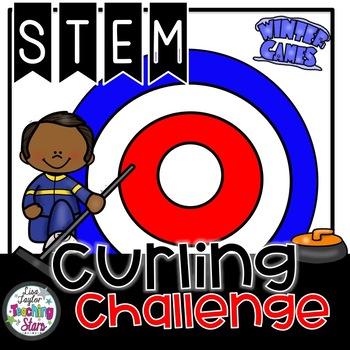 Winter Curling STEM Challenge