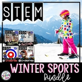Winter Sports STEM Challenges Bundle