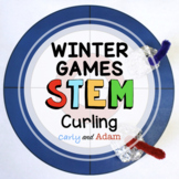Winter Games STEM Activity: Curling - NGSS Aligned