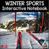 Winter Olympics 2018 Sports INTERACTIVE NOTEBOOK
