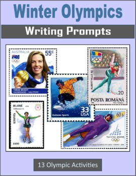 Winter Olympics 2018 (Writing Prompts)