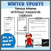 Winter Olympics 2018 Writing/Research Lapbook