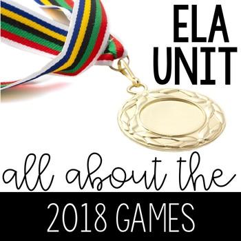 Winter Olympics: A Week Long Complete ELA Unit