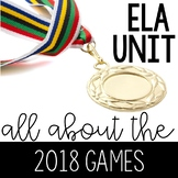 Winter Olympics 2018 Week Long Complete ELA Unit