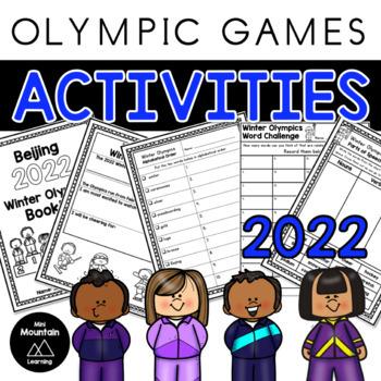Winter Olympics Activities