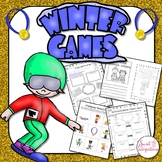 2018 Winter Olympics Activities for Primary Grades