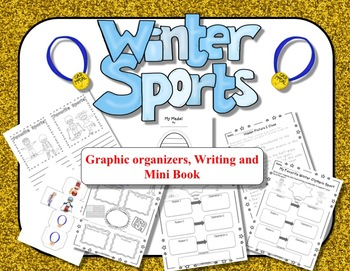 Winter Games 2018 Activities for Primary Grades