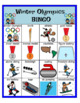 Winter Olympics BINGO