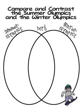 Winter Olympics Booklet 2014