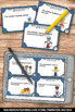 Nouns Task Cards for Winter Olympics Sports Theme Literacy