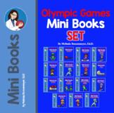 Winter Olympics Complete Set of Mini Books